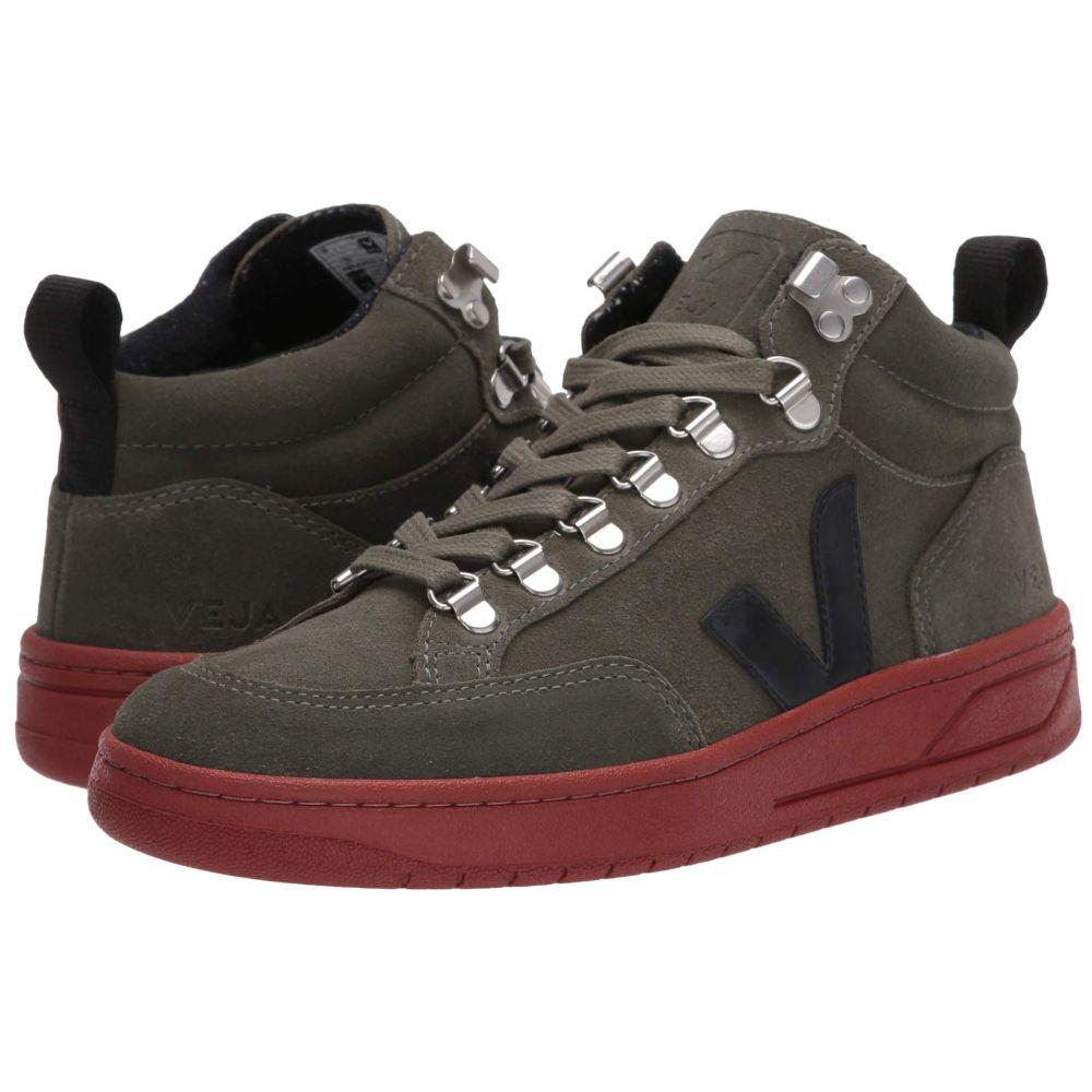 ヴェジャ VEJA レディース スニーカー シューズ・靴【Roraima】Olive/Black Suede/Rust