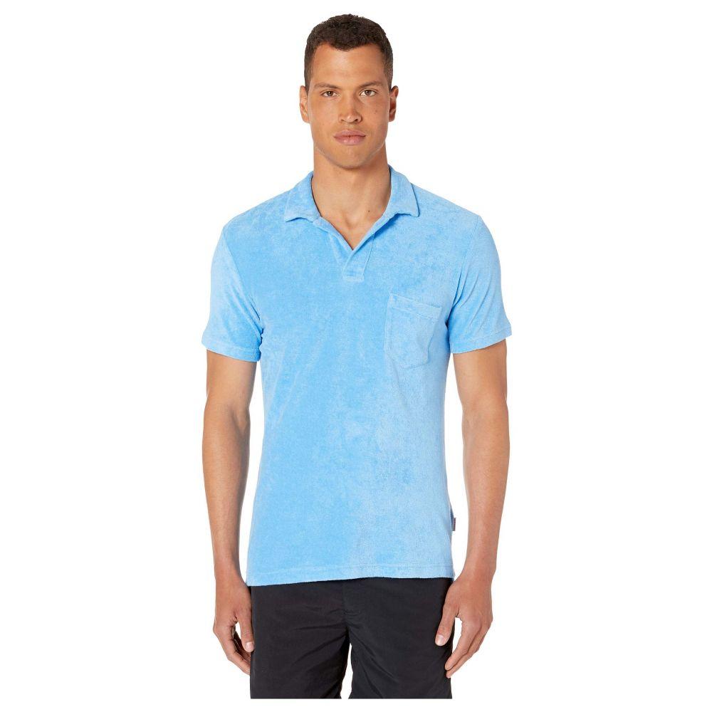 オールバー ブラウン Orlebar Brown メンズ ポロシャツ トップス【Terry Polo】Riviera