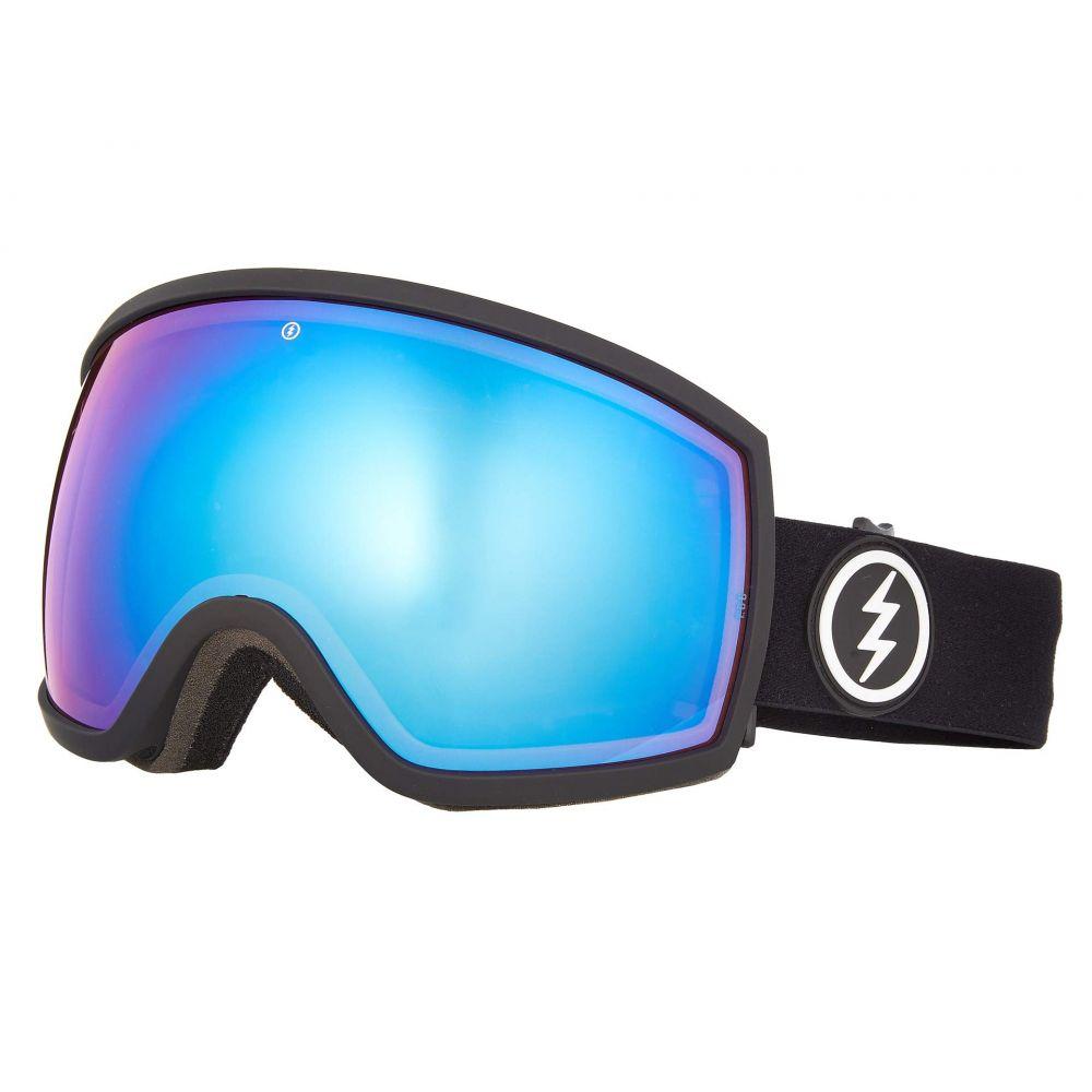 エレクトリック Electric Eyewear レディース ゴーグル【EGG】Matte Black/Brose/Blue Chrome