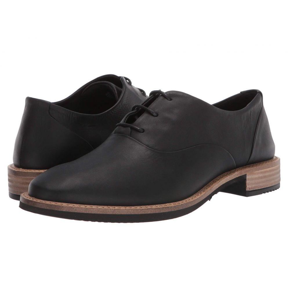 エコー ECCO レディース ローファー・オックスフォード シューズ・靴【Sartorelle 25 Tailored Tie】Black