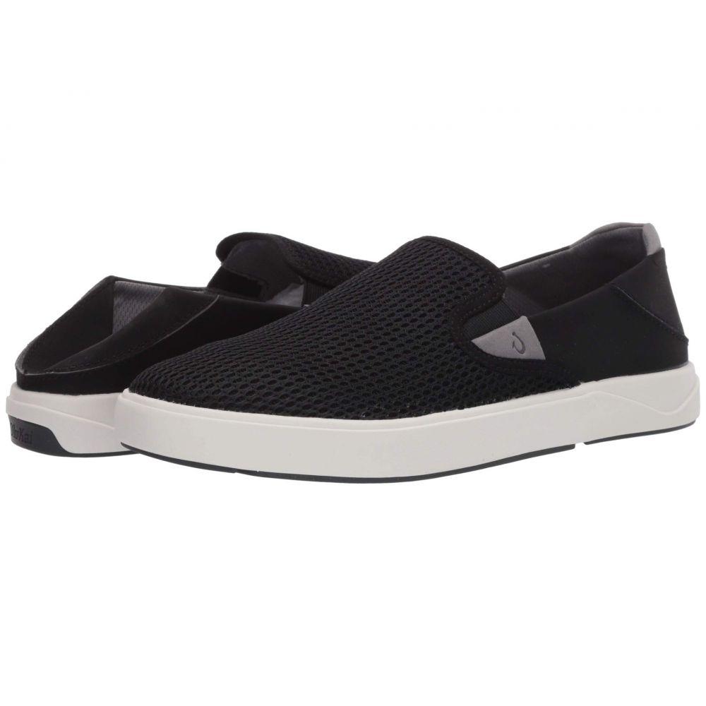 オルカイ OluKai メンズ スニーカー シューズ・靴【Lae'ahi】Black/Black
