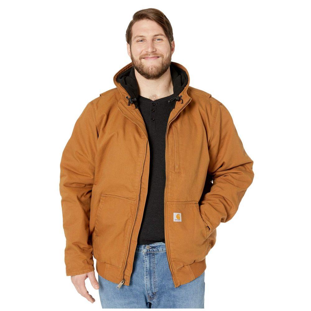 カーハート Carhartt メンズ ジャケット 大きいサイズ アウター【Big & Tall Full Swing Armstrong Active Jacket】Carhartt Brown
