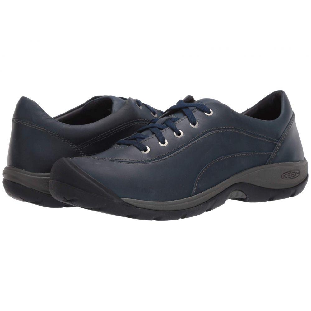 キーン Keen レディース スニーカー シューズ・靴【Presidio II】Majolica Blue/Black