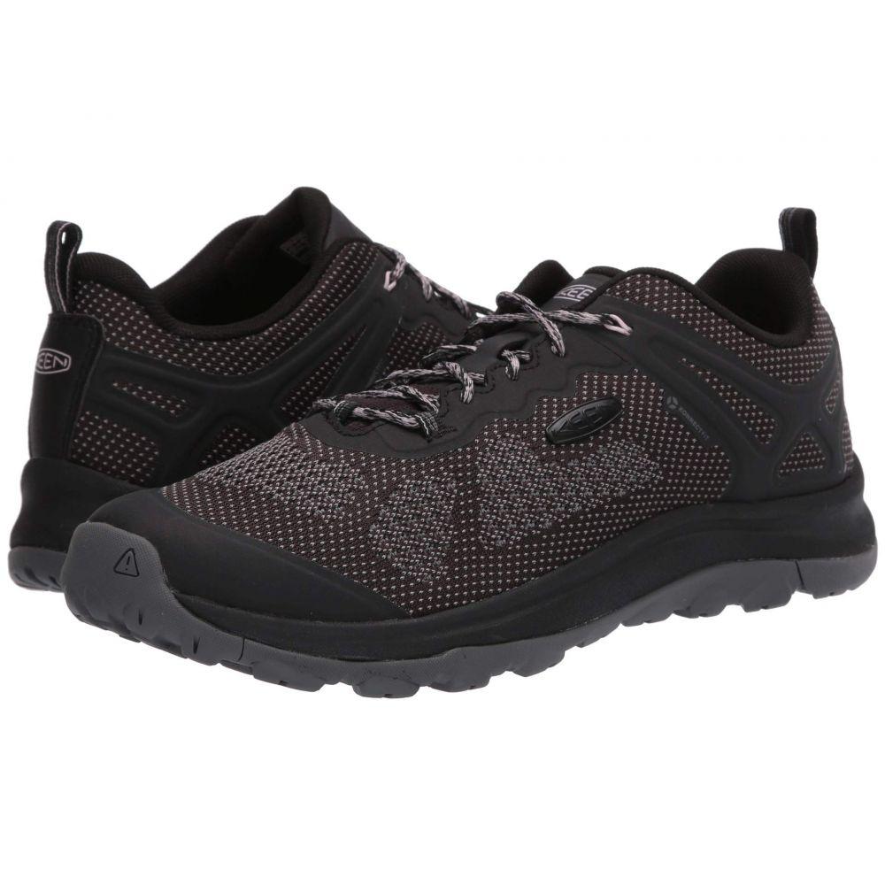 キーン Keen レディース ハイキング・登山 シューズ・靴【Terradora II Vent】Black/Steel Grey