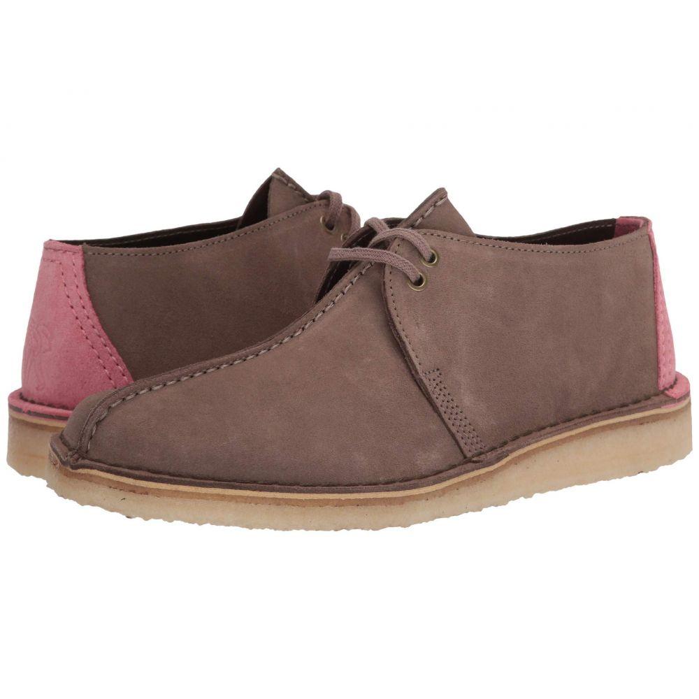 クラークス Clarks メンズ ブーツ シューズ・靴【Desert Trek】Mushroom Suede