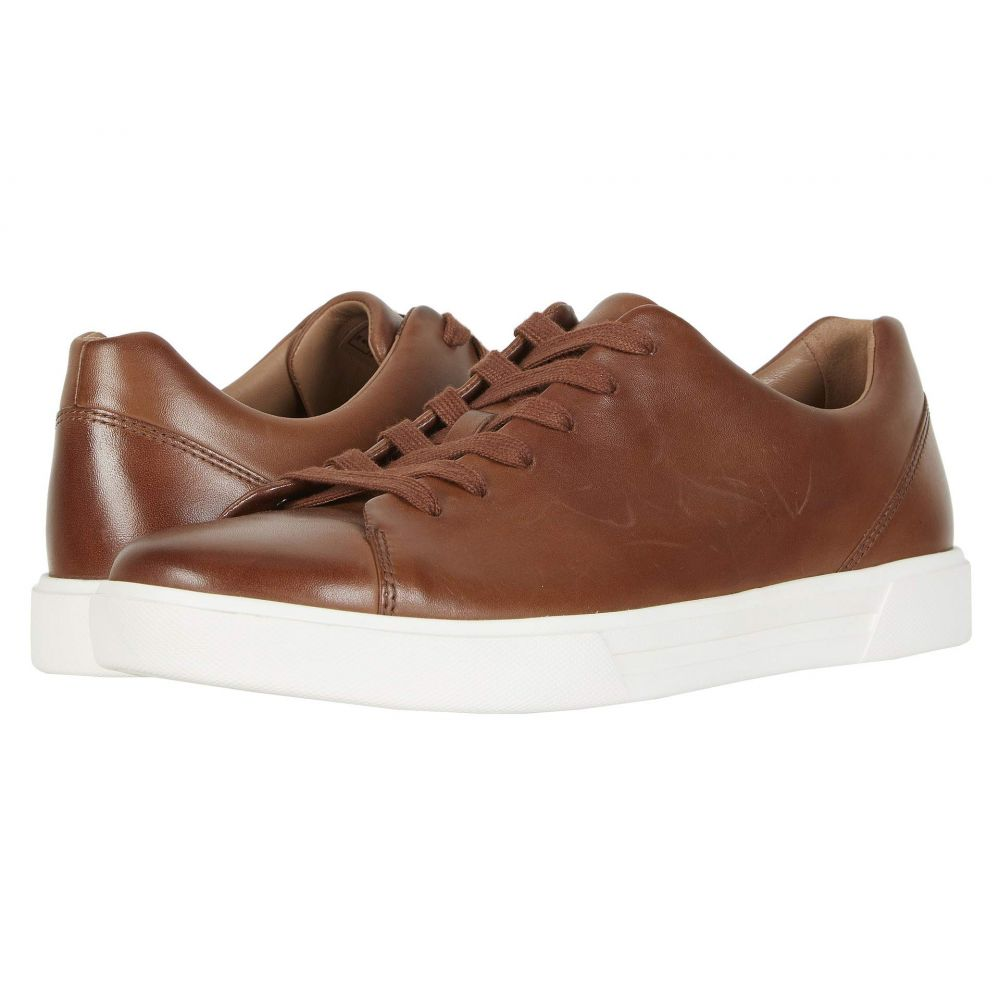 クラークス Clarks メンズ スニーカー シューズ・靴【Un Costa Lace】British Tan Leather