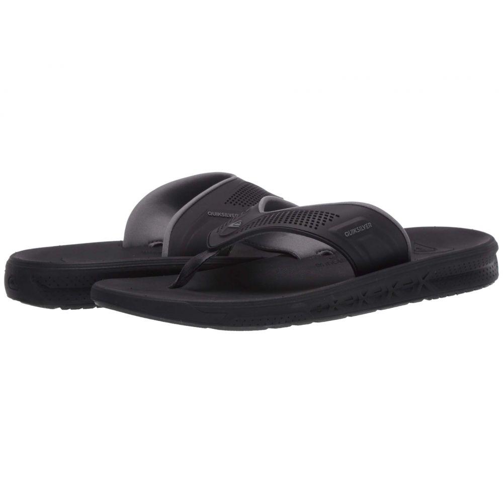 クイックシルバー Quiksilver メンズ サンダル シューズ・靴【Current Water-Friendly Sandals】Black/Grey/Brown