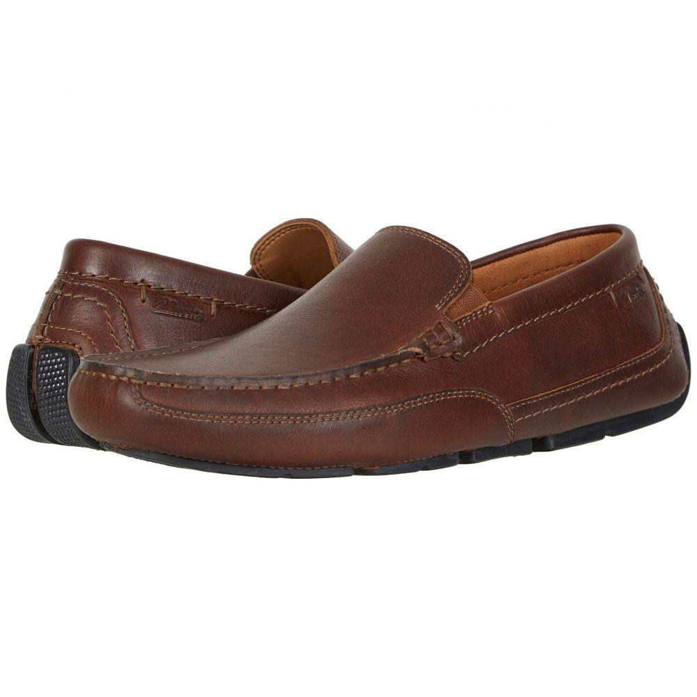 クラークス Clarks メンズ ローファー シューズ・靴【Ashmont Step】Light Tan Leather