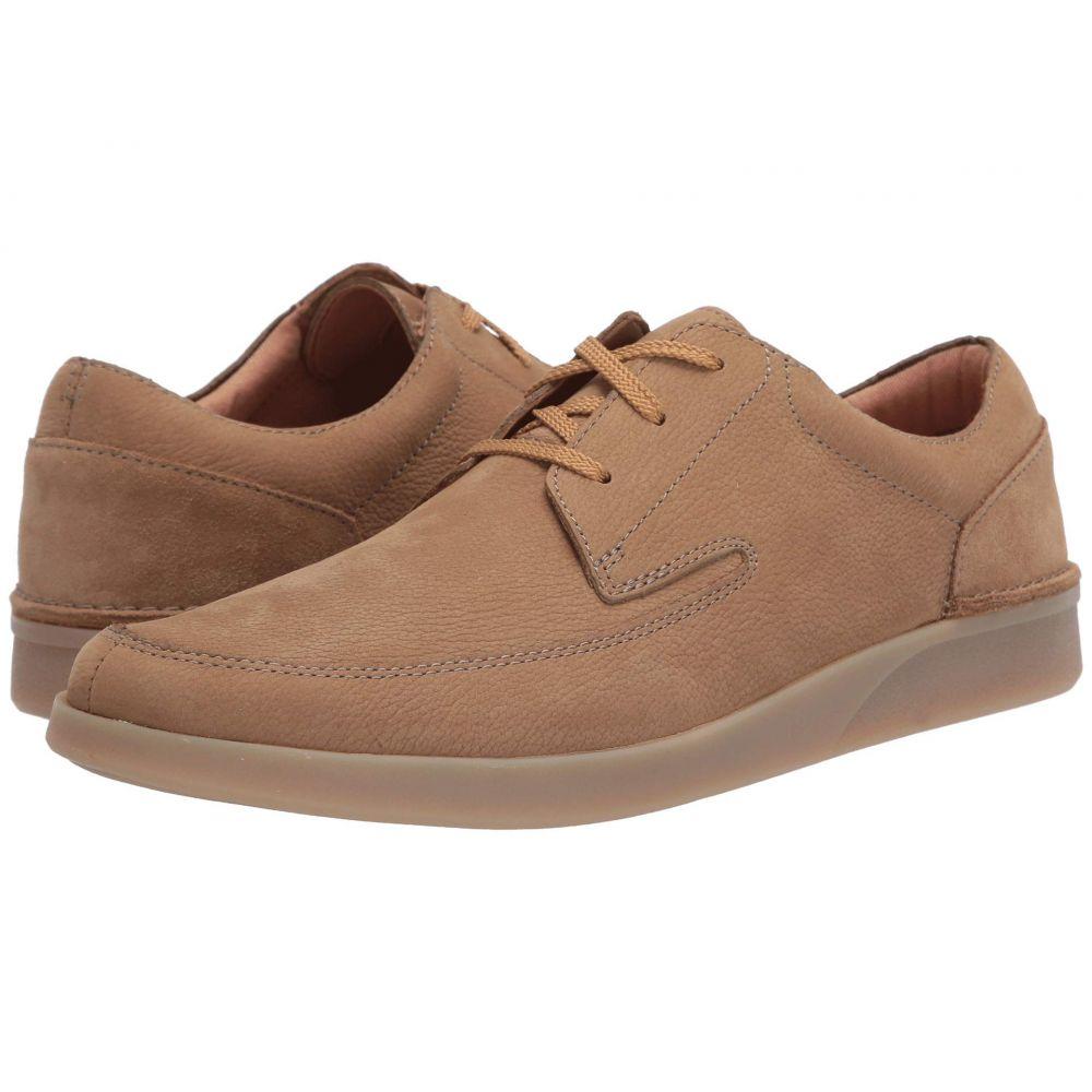 クラークス Clarks メンズ 革靴・ビジネスシューズ シューズ・靴【Oakland Craft】Dark Sand Nubuck