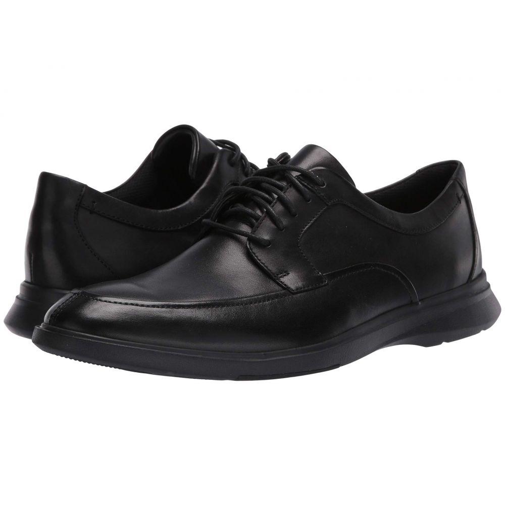クラークス Clarks メンズ 革靴・ビジネスシューズ シューズ・靴【Un Lipari Walk】Black Leather