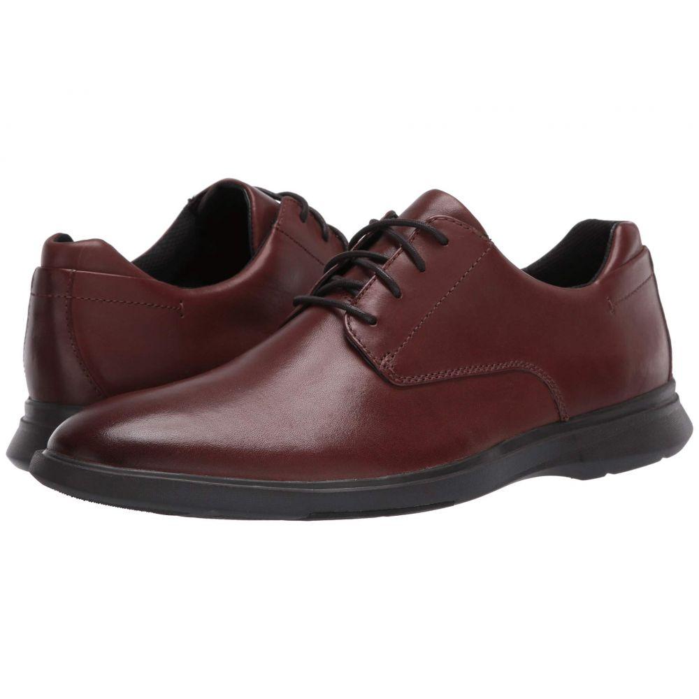 クラークス Clarks メンズ 革靴・ビジネスシューズ シューズ・靴【Un Lipari Park】Mahogany Leather
