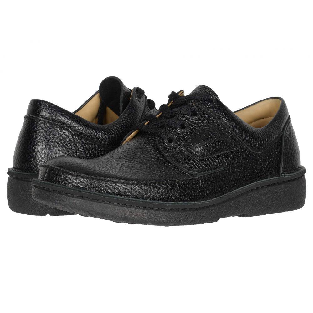 クラークス Clarks メンズ スニーカー シューズ・靴【Nature II】Black Grained Leather