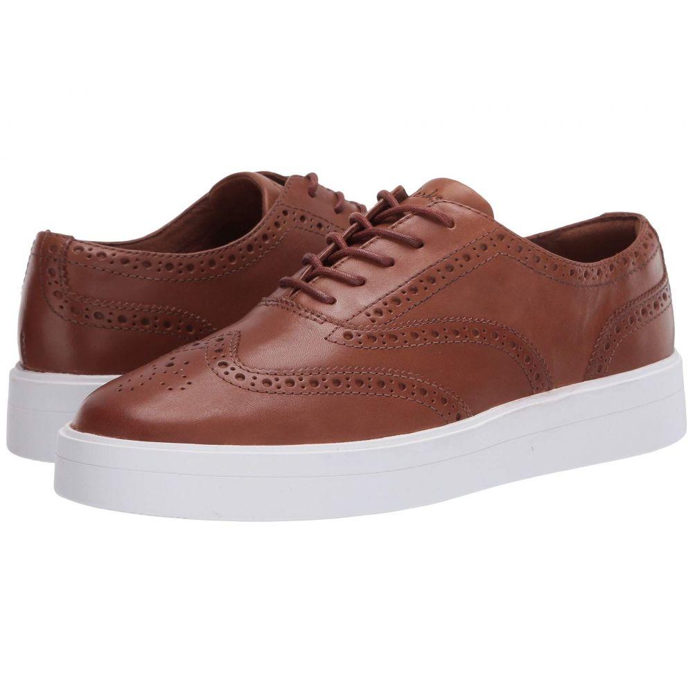 クラークス Clarks レディース ローファー・オックスフォード メダリオン シューズ・靴【Hero Brogue】Tan Leather