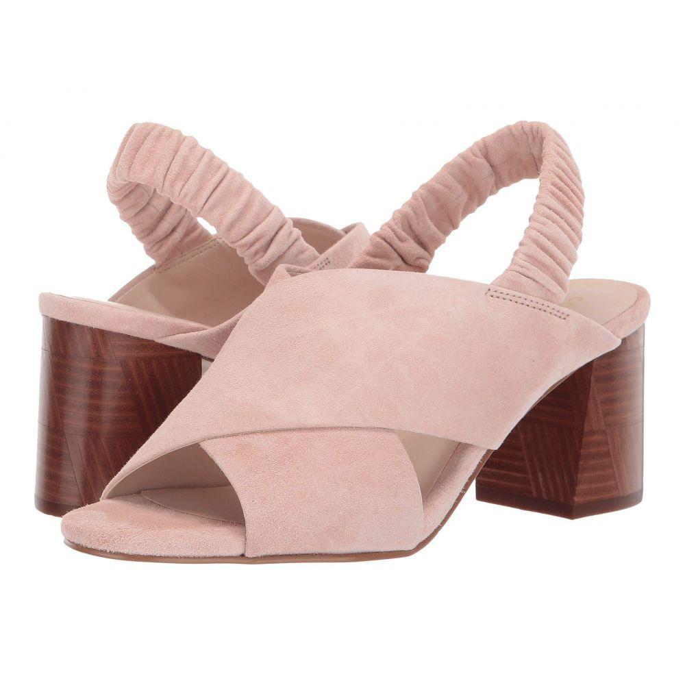 コールハーン Cole Haan レディース サンダル・ミュール シューズ・靴【65 mm Anastasia City Sandal】Mahogany Rose Suede