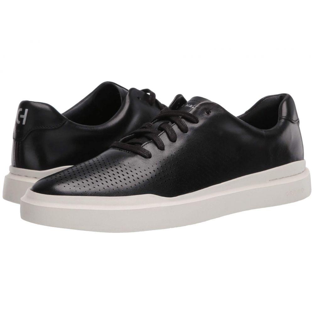 コールハーン Cole Haan メンズ スニーカー シューズ・靴【Grandpro Rally Laser Cut Sneaker】Black/Tan
