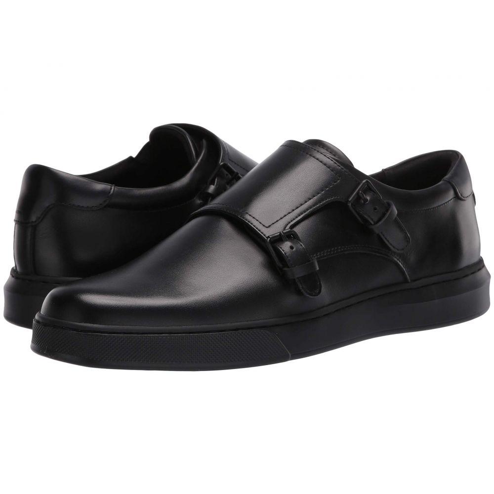 ケネス コール Kenneth Cole New York メンズ 革靴・ビジネスシューズ シューズ・靴【Liam Monk】Black