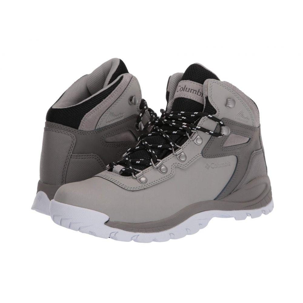 コロンビア Columbia レディース ハイキング・登山 シューズ・靴【Newton Ridge Plus】Dove/White