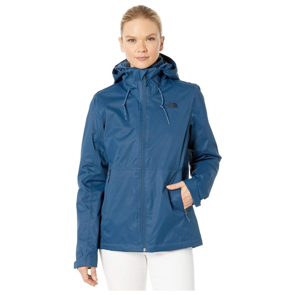 ザ ノースフェイス The North Face レディース スキー・スノーボード ジャケット アウター【Arrowwood Triclimate Jacket】Blue Wing Teal/Blue Wing Teal