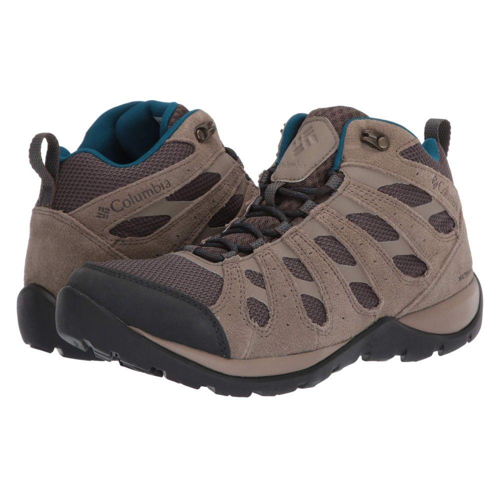 コロンビア Columbia レディース ハイキング・登山 シューズ・靴【Redmond(TM) V2 Mid Waterproof】Mud/Lagoon