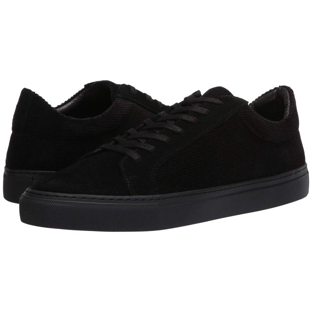 サプライ ラボ Supply Lab メンズ スニーカー シューズ・靴【Dominic】Black