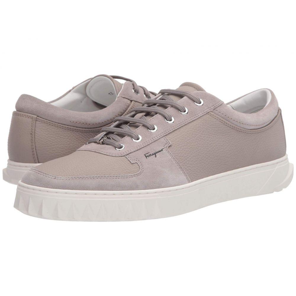 サルヴァトーレ フェラガモ Salvatore Ferragamo メンズ スニーカー シューズ・靴【Scuby Sneaker】Clay