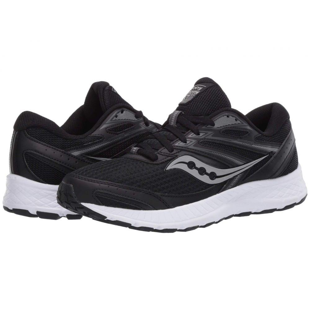 サッカニー Saucony メンズ ランニング・ウォーキング シューズ・靴【Versafoam Cohesion 13】Black/White