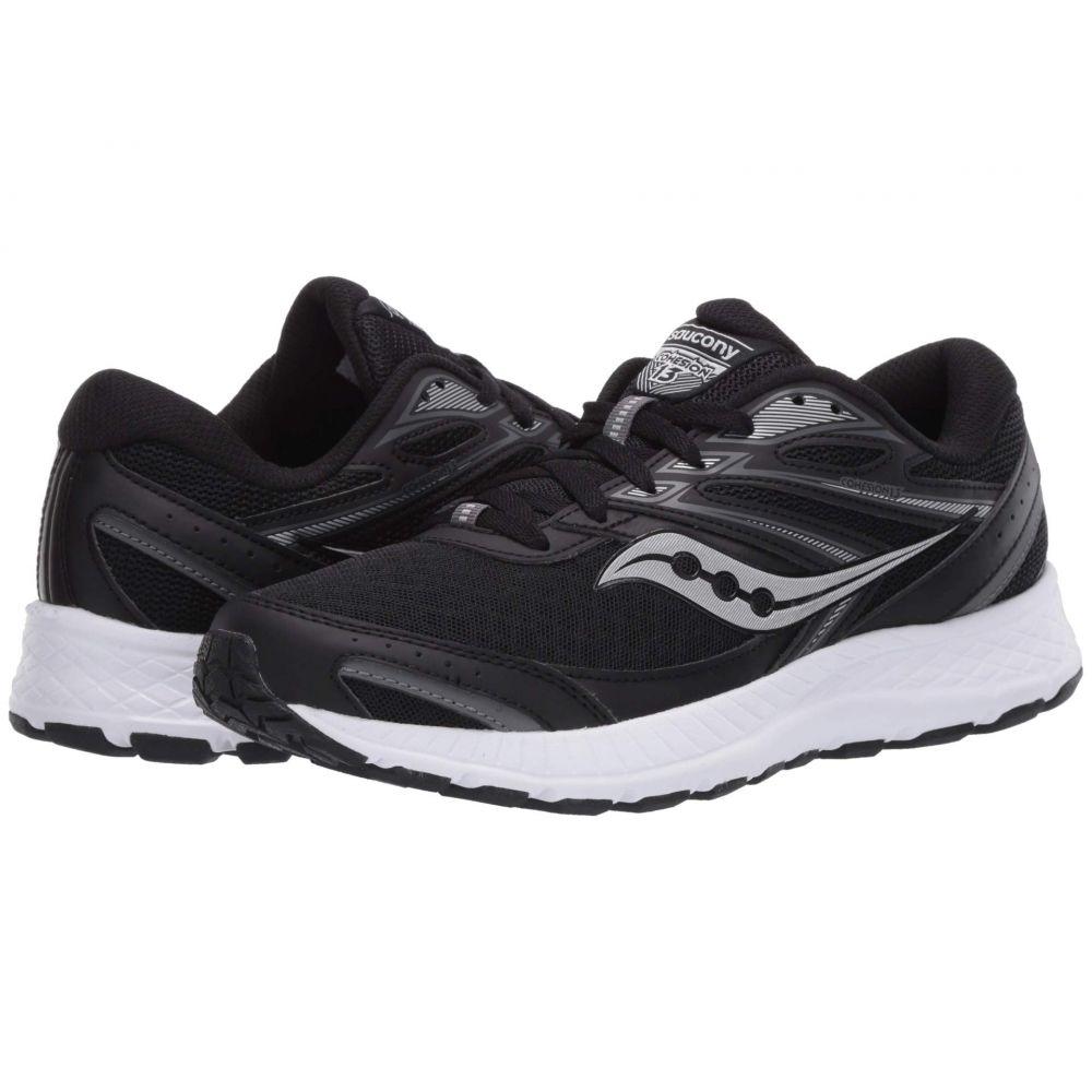 サッカニー Saucony レディース ランニング・ウォーキング シューズ・靴【Versafoam Cohesion 13】Black/White