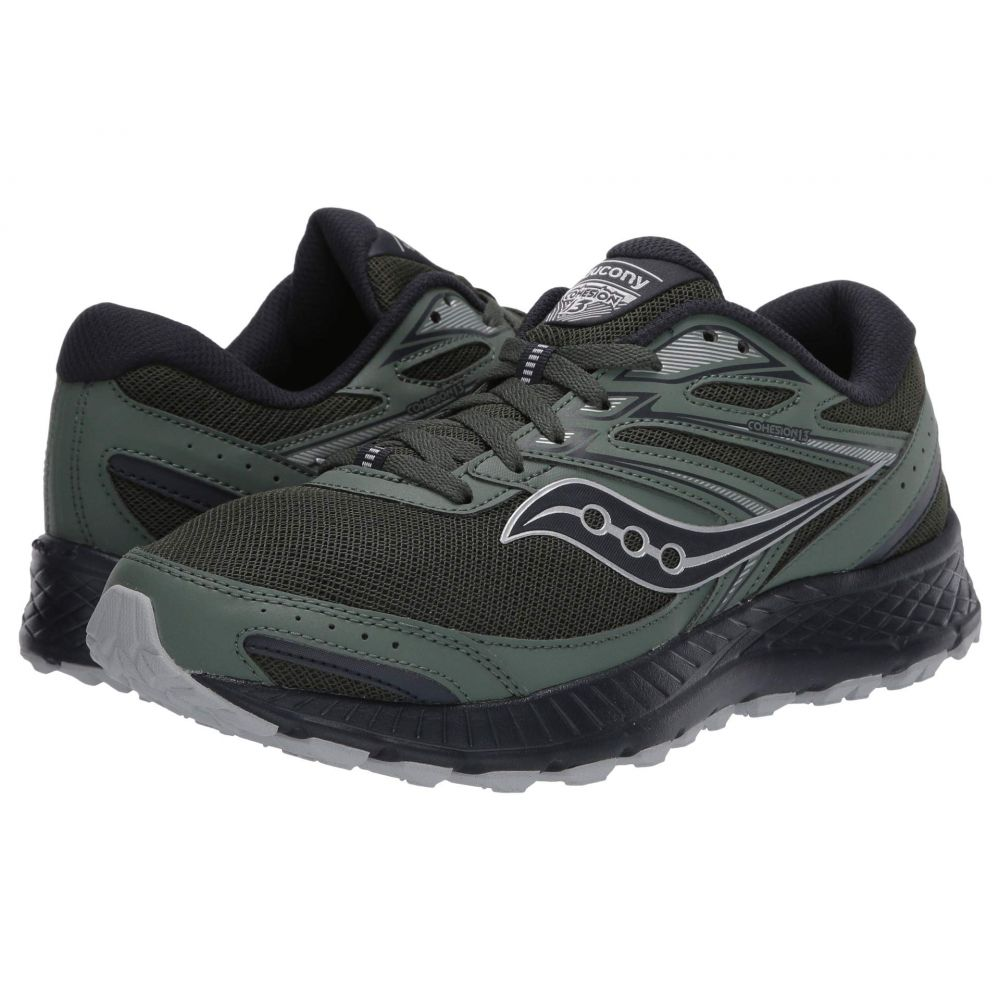サッカニー Saucony メンズ ランニング・ウォーキング シューズ・靴【Versafoam Cohesion TR13】Green/Black