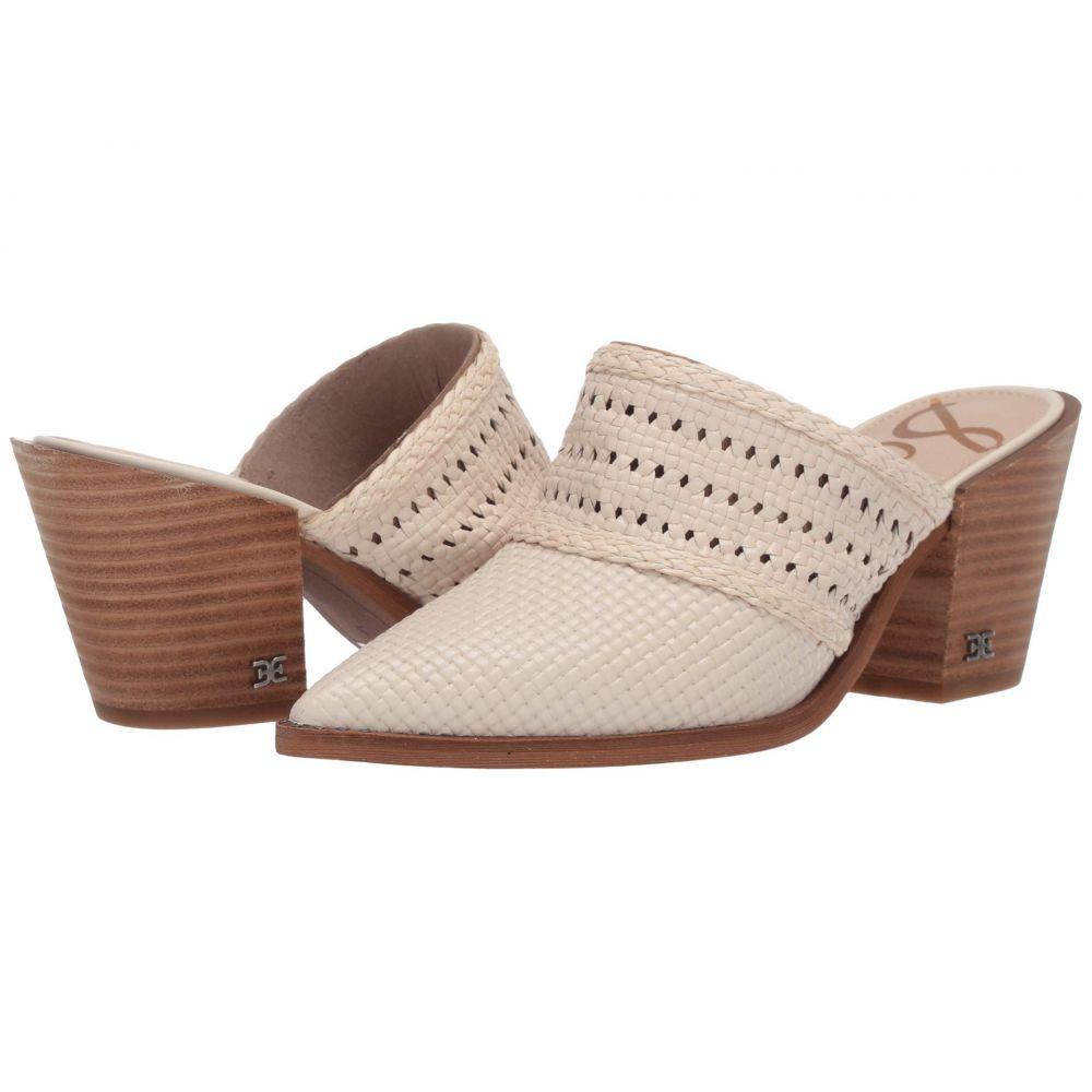 サム エデルマン Sam Edelman レディース パンプス シューズ・靴【Lillianna】Modern Ivory Bengal Woven Leather