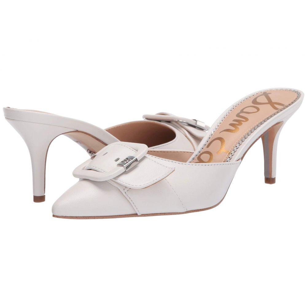 サム エデルマン Sam Edelman レディース パンプス シューズ・靴【Janessa】Bright White Butter Nappa Leather