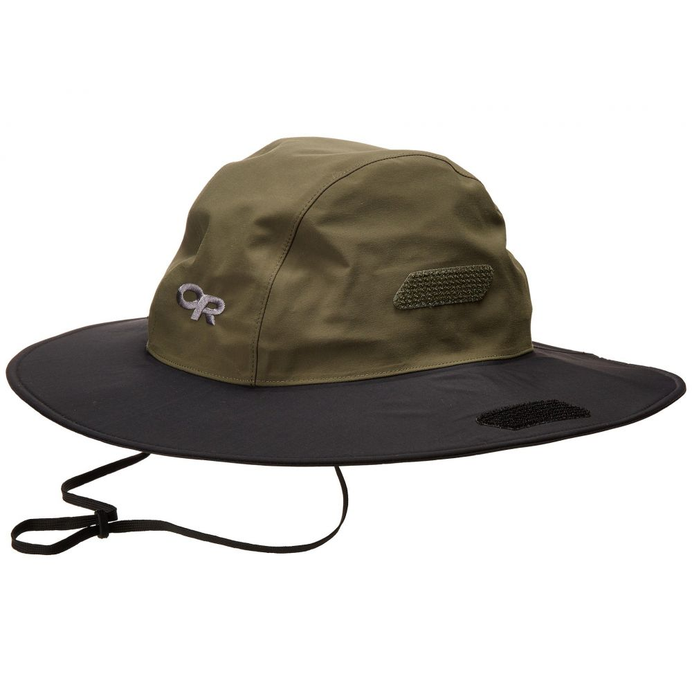アウトドアリサーチ Outdoor Research レディース ハット ソンブレロ 帽子【Seattle Sombrero】Fatigue/Black