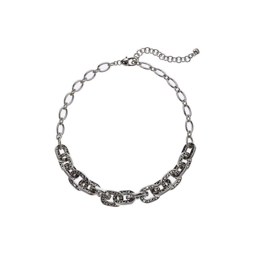 ブライトン Brighton レディース ネックレス ジュエリー・アクセサリー【Contempo Linx Necklace】Silver