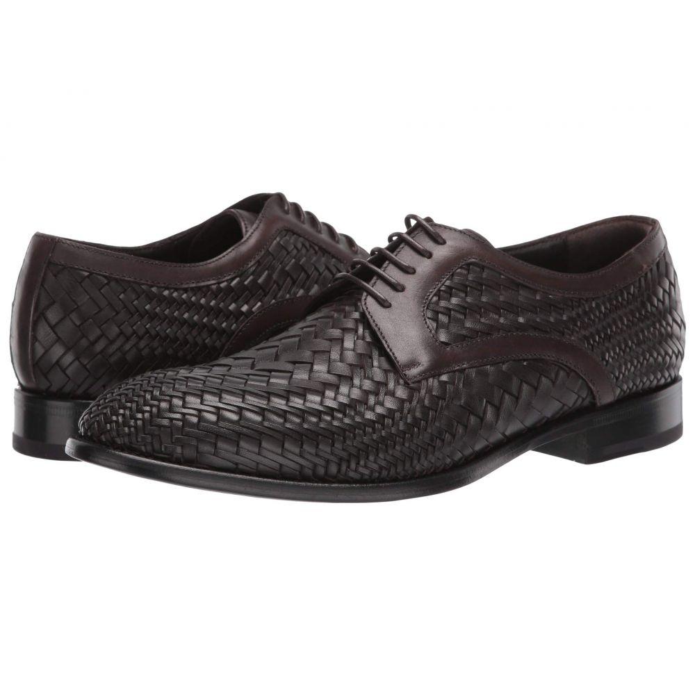 エトロ Etro メンズ 革靴・ビジネスシューズ シューズ・靴【Woven Oxford】Brown