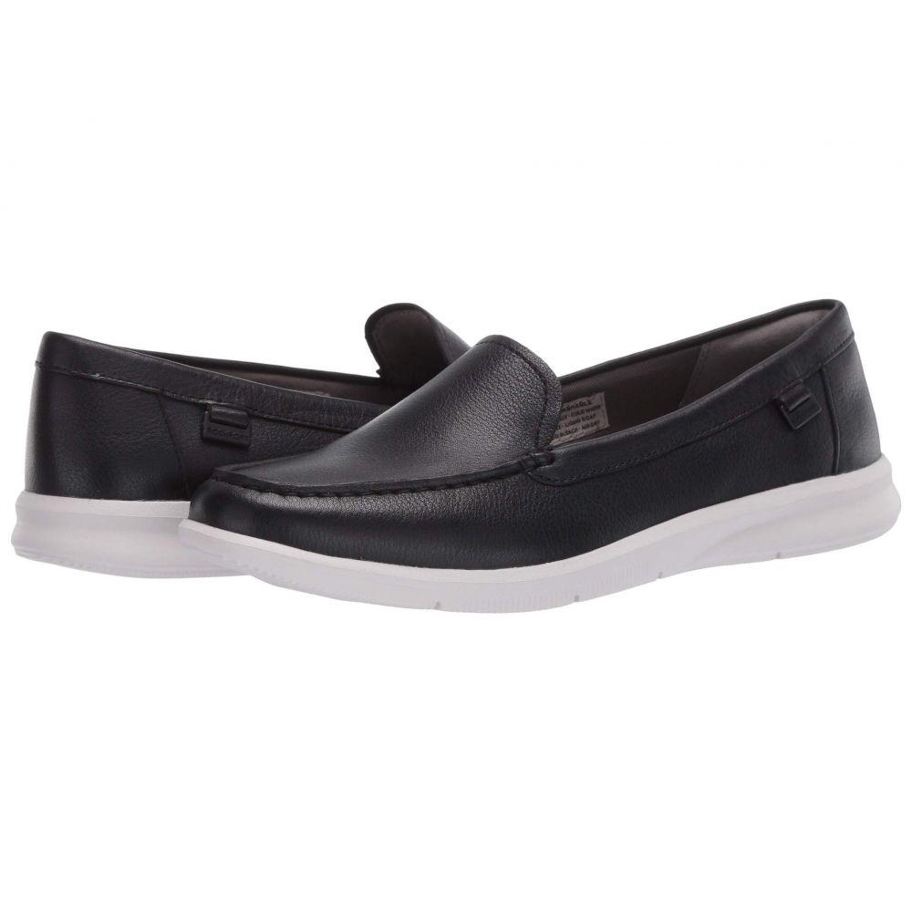 ロックポート Rockport レディース ローファー・オックスフォード シューズ・靴【Ayva Washable Loafer】Black