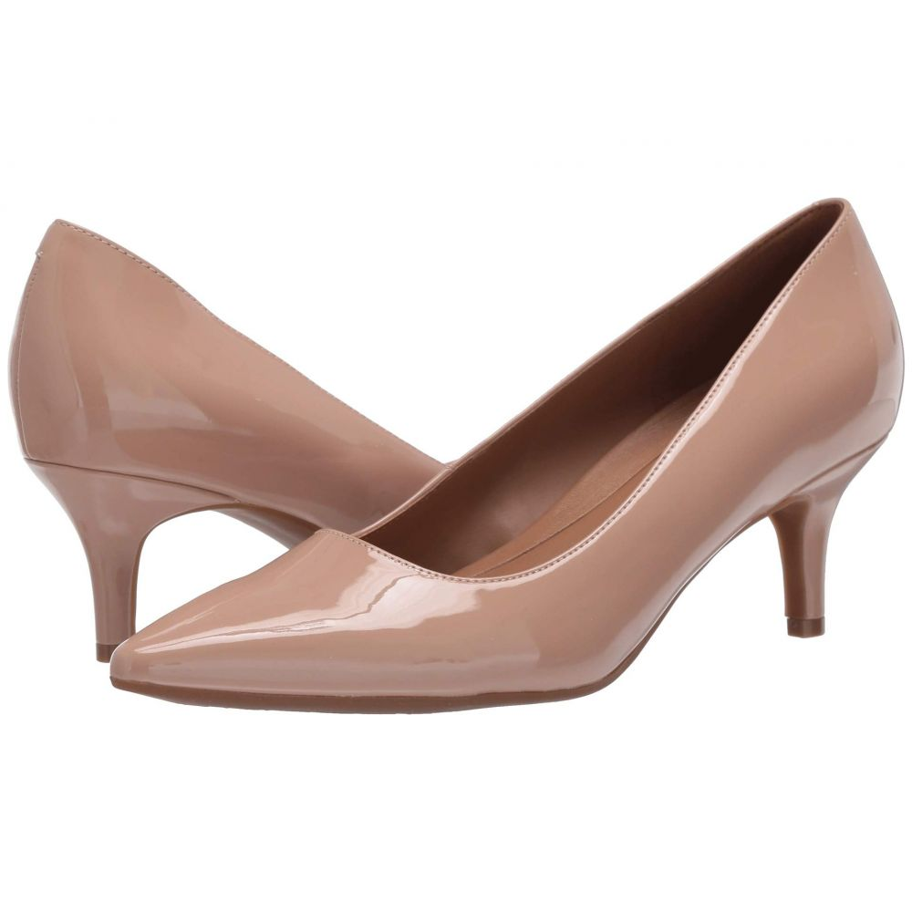 エアロソールズ Aerosoles レディース ヒール シューズ・靴【Rochester】Nude Patent