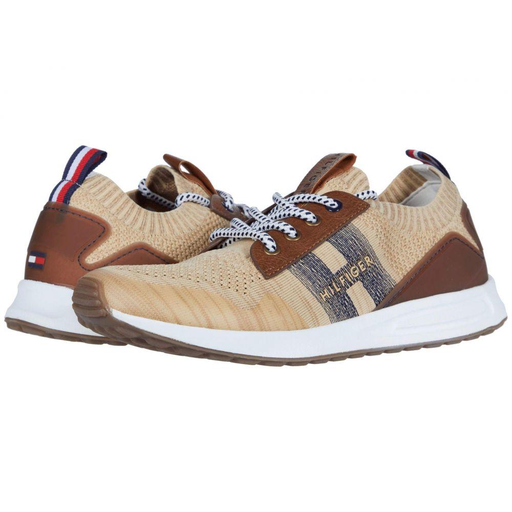 トミー ヒルフィガー Tommy Hilfiger メンズ スニーカー シューズ・靴【Lew】Brown Multi