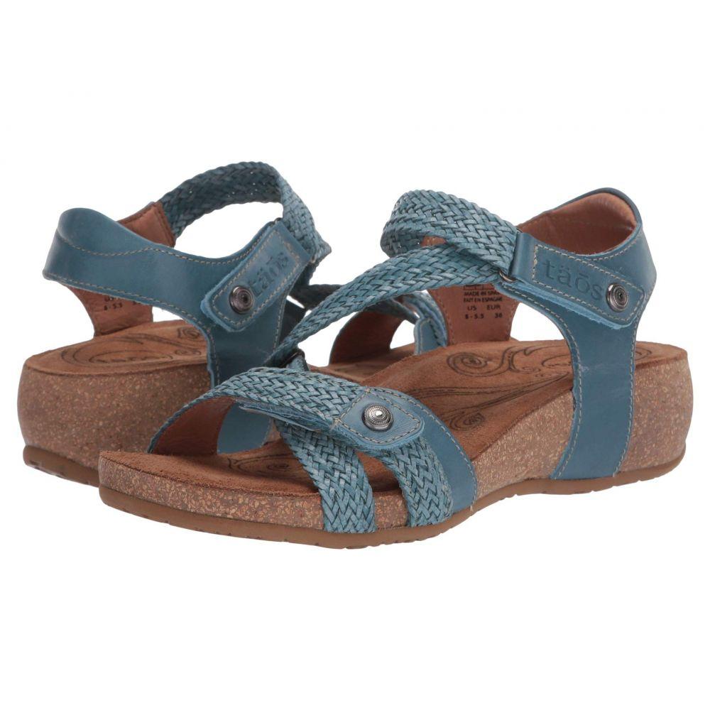 タオス Taos Footwear レディース サンダル・ミュール シューズ・靴【Trulie】Sky Blue