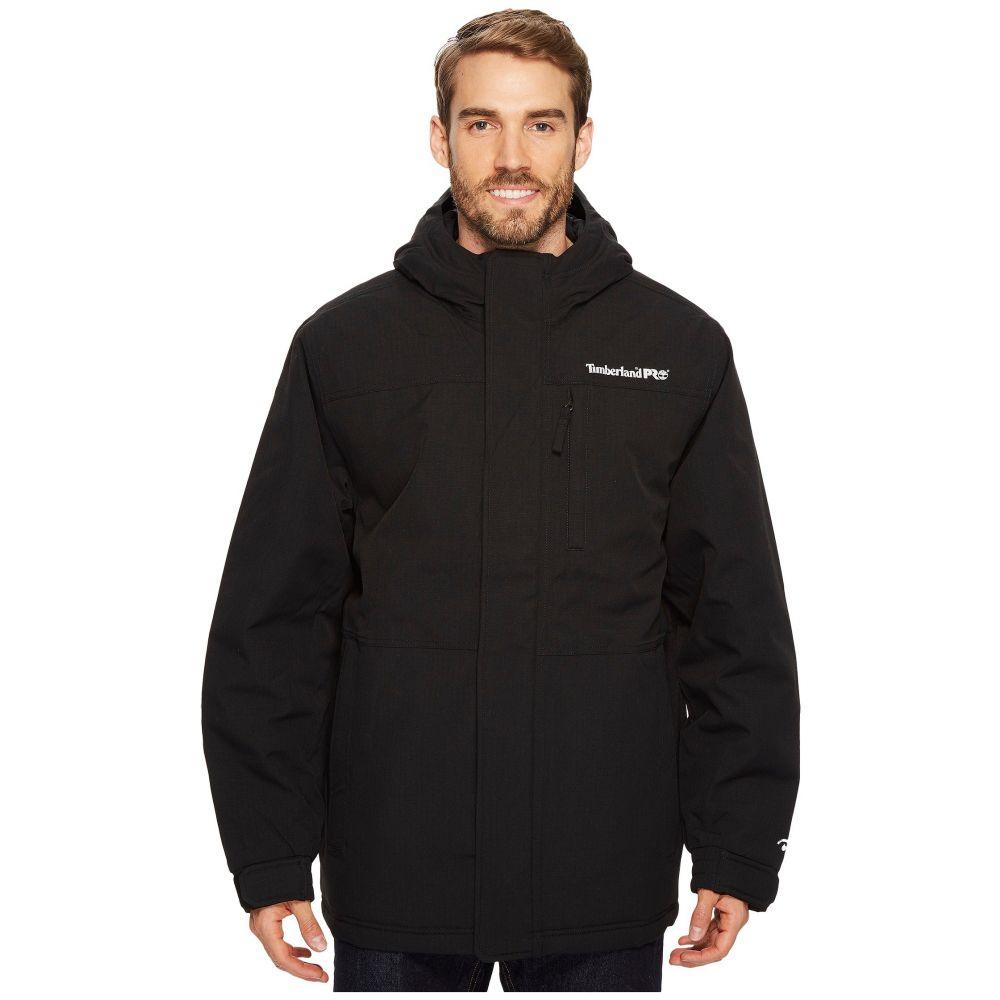 ティンバーランド Timberland PRO メンズ ダウン・中綿ジャケット アウター【Split System Insulated Waterproof Jacket】Jet Black