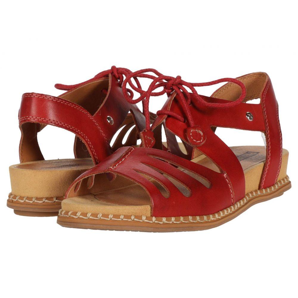 ピコリノス Pikolinos レディース サンダル・ミュール シューズ・靴【Marazul W3F-0507】Coral
