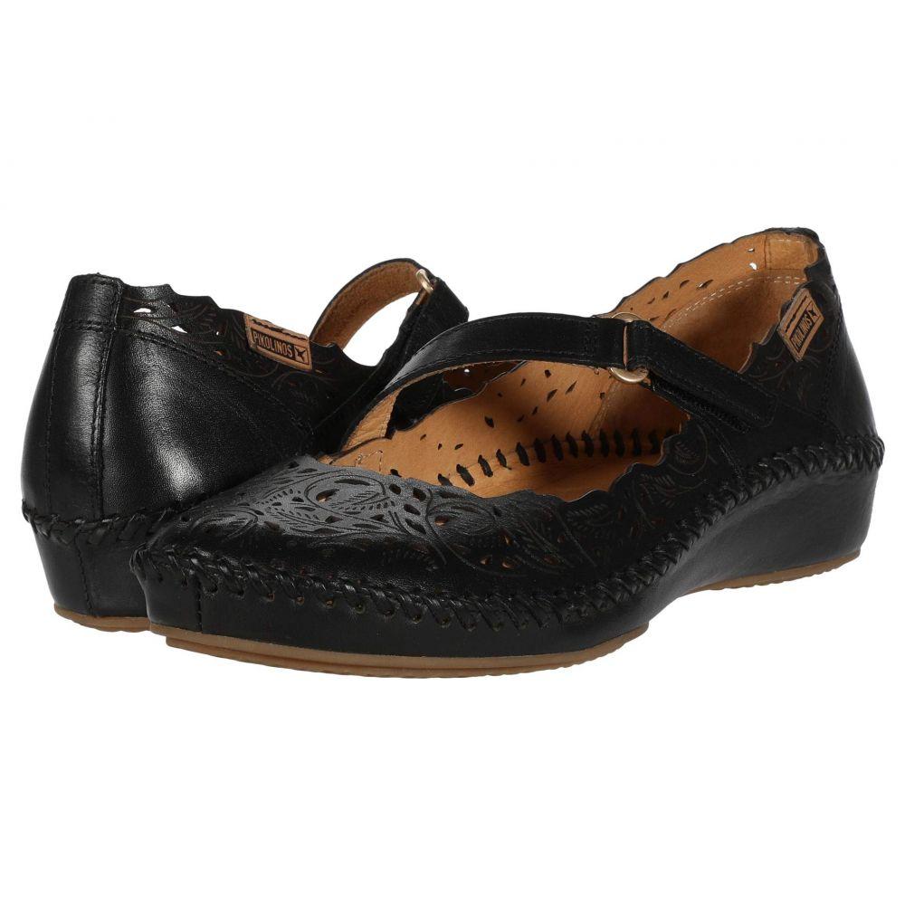 ピコリノス Pikolinos レディース サンダル・ミュール シューズ・靴【Puerto Vallarta 655-0898】Black