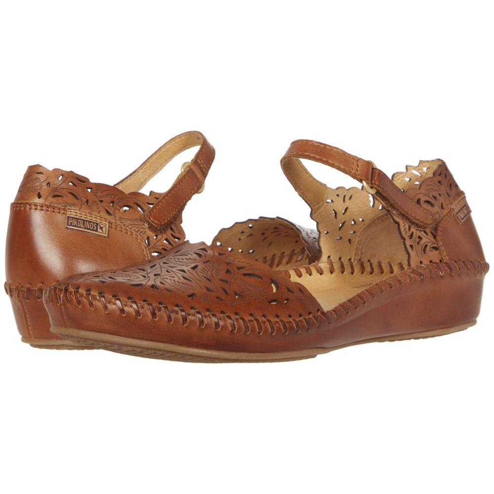 ピコリノス Pikolinos レディース サンダル・ミュール シューズ・靴【Puerto Vallarta 655-0906】Brandy
