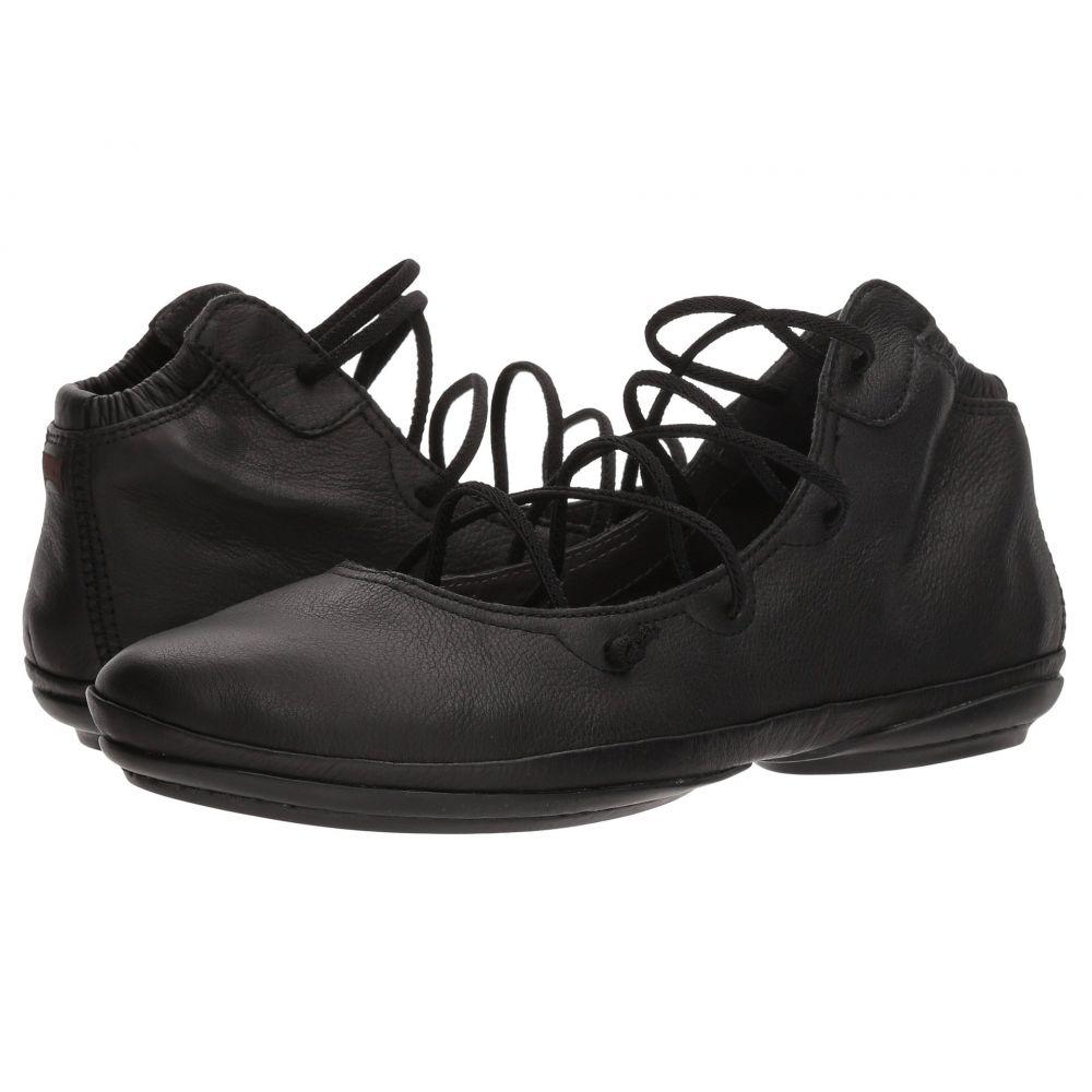 カンペール Camper レディース スリッポン・フラット シューズ・靴【Right Nina - K400194】Black