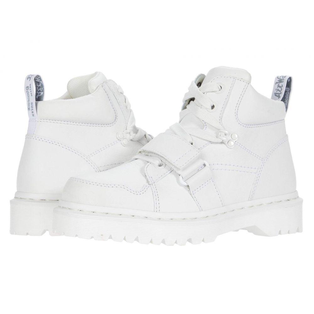 ドクターマーチン Dr. Martens レディース ブーツ シューズ・靴【Zuma II】Optical White