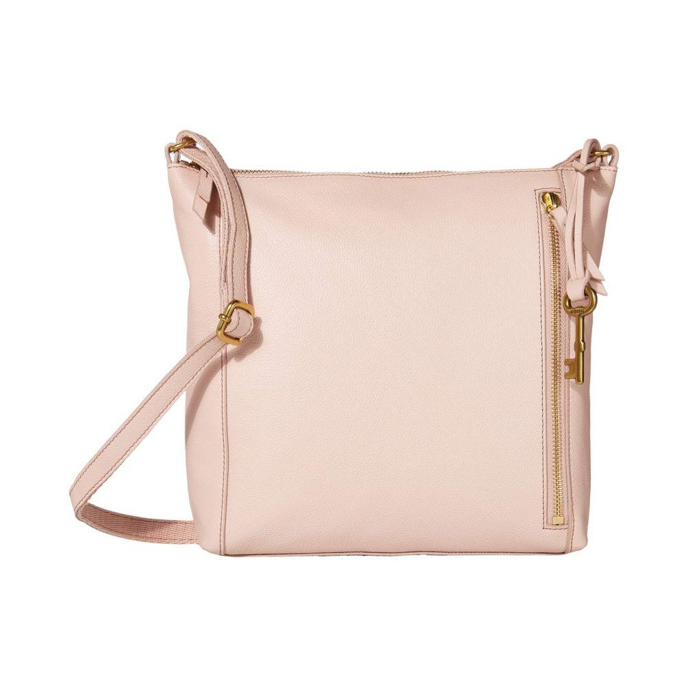 フォッシル Fossil レディース ショルダーバッグ バッグ【Tara Crossbody Handbag】Rose Smoke