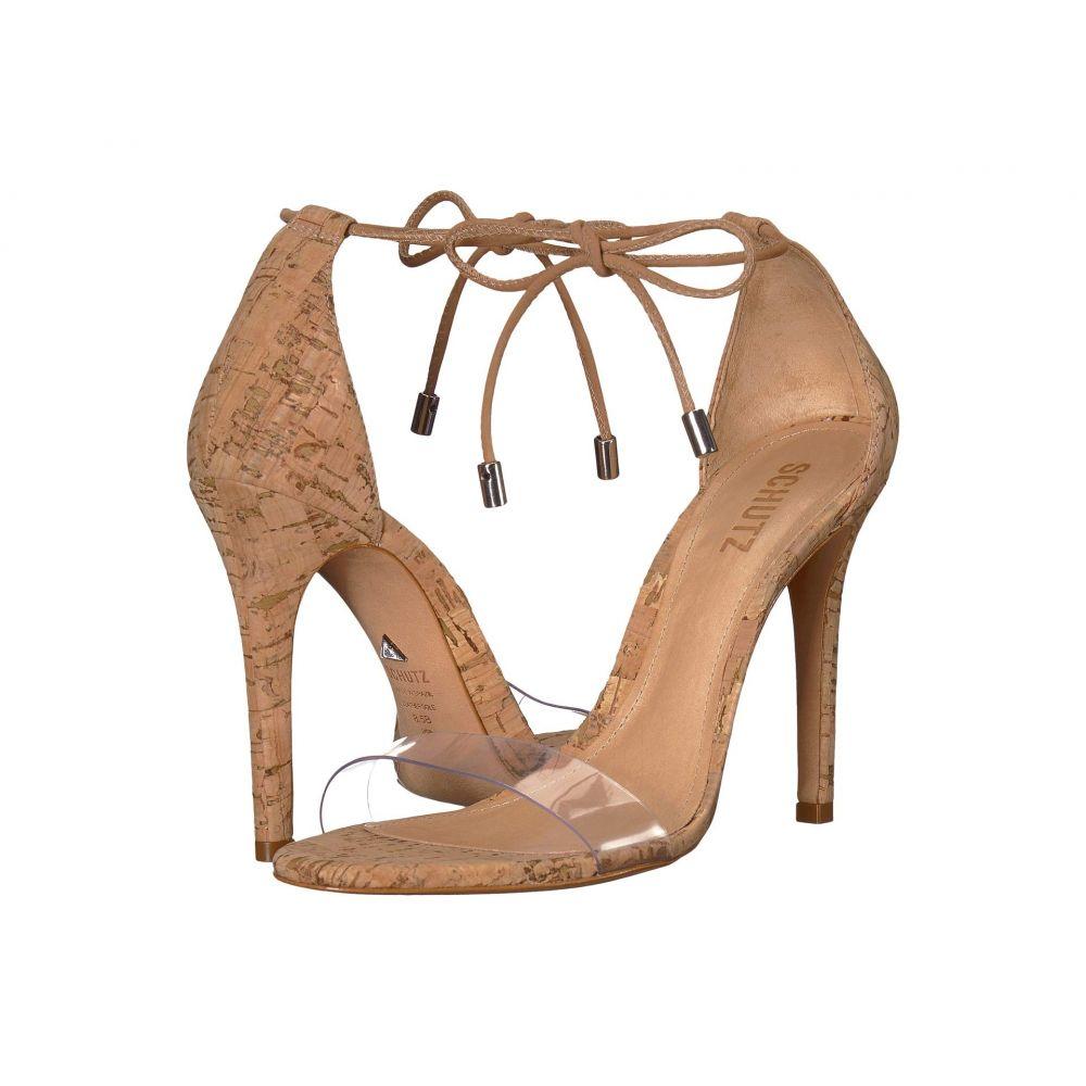 シュッツ Schutz レディース サンダル・ミュール シューズ・靴【Josseana】Natural Cork