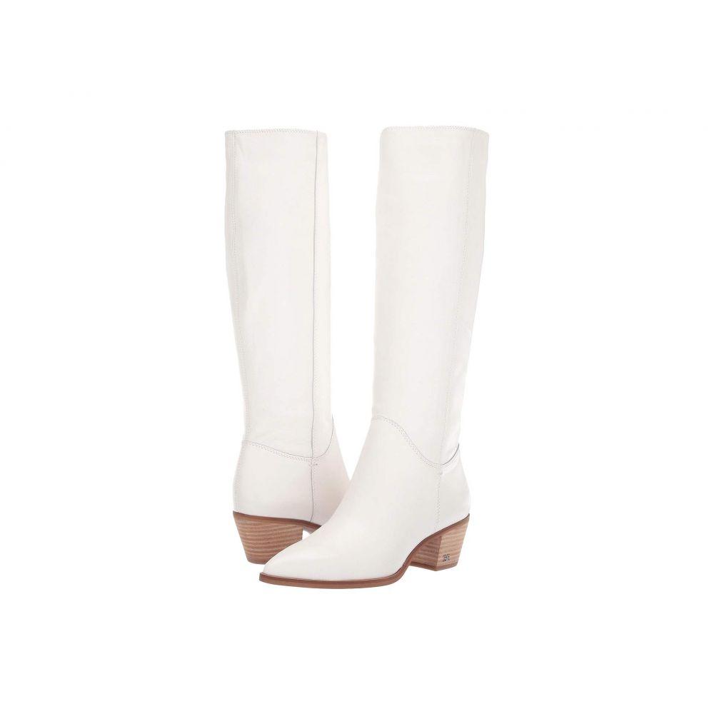 サム エデルマン Sam Edelman レディース ブーツ シューズ・靴【Rowena】Bright White Nappa Verona Leather