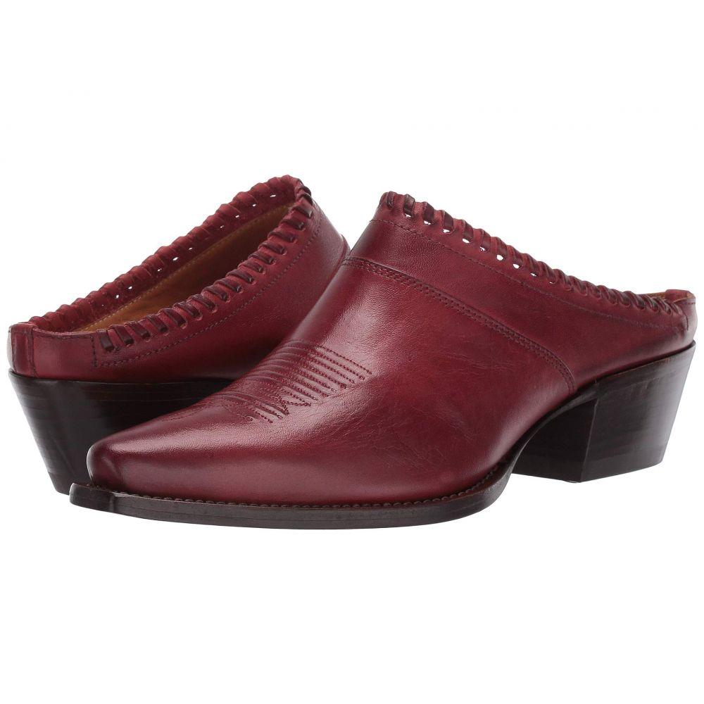 ルケーシー Lucchese レディース ブーツ シューズ・靴【Kim】Red