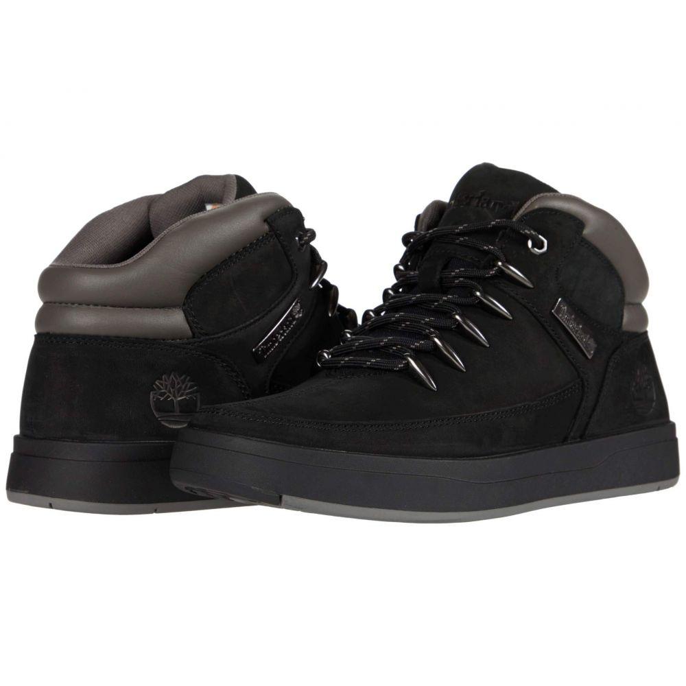 ティンバーランド Timberland メンズ シューズ・靴 【Davis Square Mid Hiker】Black Nubuck