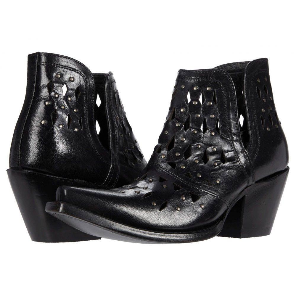 アリアト Ariat レディース ブーツ シューズ・靴【Dixon Studded】Black