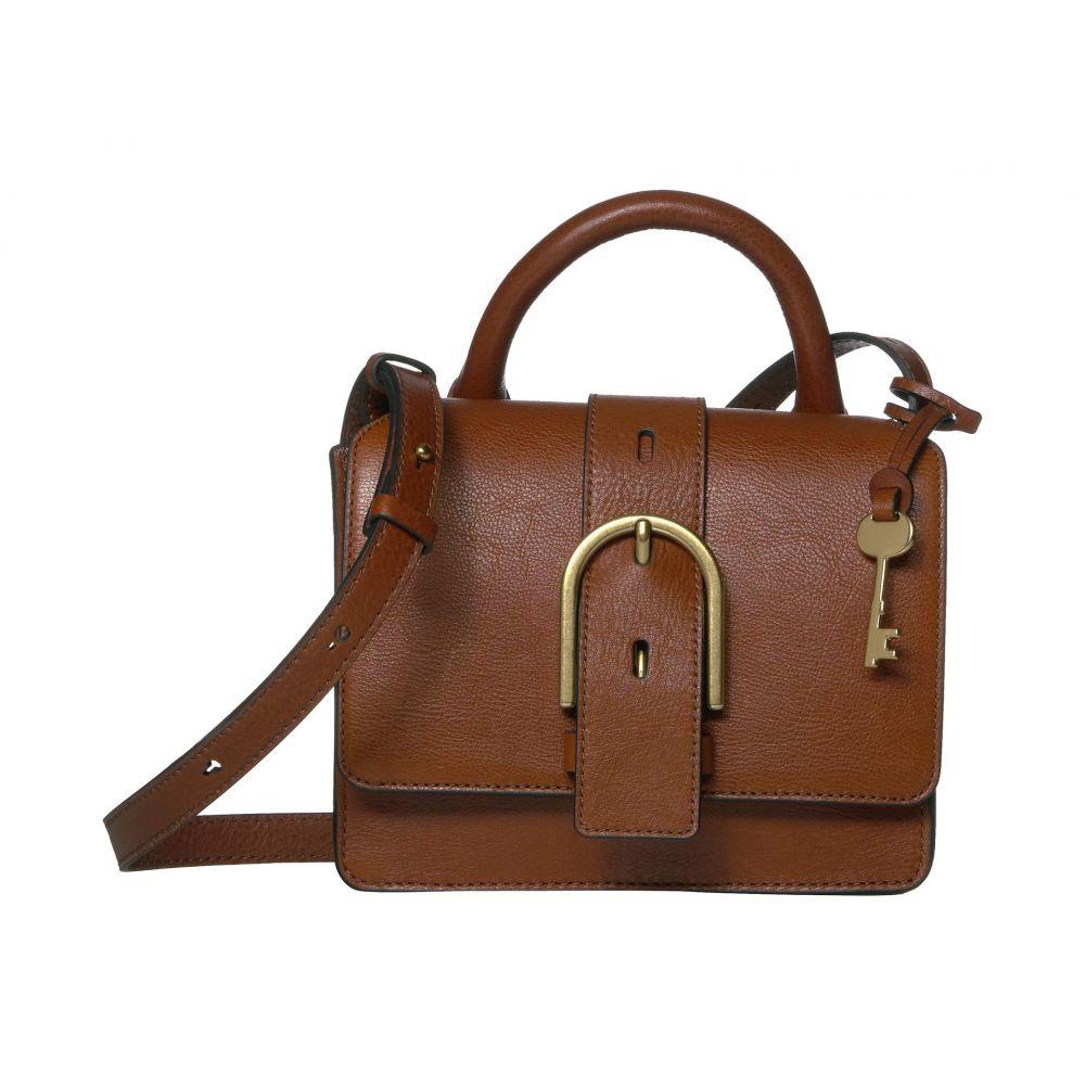フォッシル Fossil レディース トートバッグ バッグ【Wiley Tote Handbag】Brown